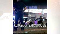 Video ngufi y'ukuntu kurasana Baton Rouge kwagenze