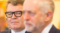 Watson: Union faces backlash for backing Corbyn
