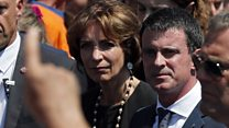 'Resign' - France PM Valls booed in Nice