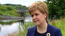 FM announces £420m flood protection strategy