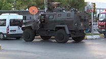 В Турции идут чистки силовиков и госслужащих