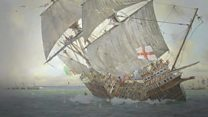 Henry VIII's ship on full public display