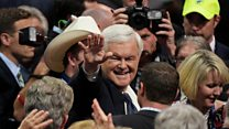 Newt Gingrich: People are angry