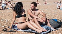 Brits in the sun: Are you a lizard or a shade dweller?