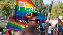 LGBT marchers return to Jerusalem