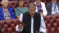 Oxford bishop takes seat in House of Lords