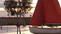 A yacht club...in the outback