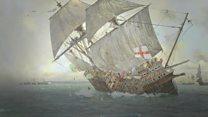 Así era Mary Rose, el barco insignia del rey Enrique VIII de Inglaterra