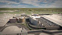 Futuristic Heathrow design released