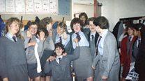School photo 'treasure trove' rescued