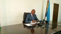 Umviriza umushikiranganji Alain Nyamitwe asigura igituma Uburundi butitavye inama ya AU mu Rwanda