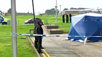 Murder inquiry after Aberdeen deaths