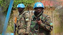 Rare glimpse inside South Sudan