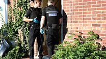 Drugs charges after raids on 26 homes