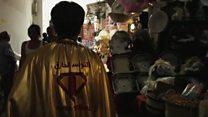 The superhero of Tunis