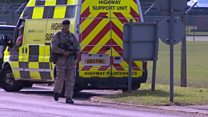 Terrorism not ruled out in RAF 'kidnap attempt'