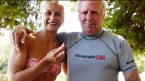 Diver hired to find £10k heirloom ring