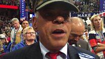 Trump adviser explains Clinton 'firing squad' comments
