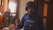 En la línea de fuego: la BBC es el primer medio que consigue entrar en Manbij desde que fue tomada por Estado Islámico