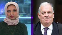 Sun columnist reported over hijab remarks