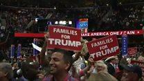 ТВ-новости: Трамп обещает защитить простых американцев