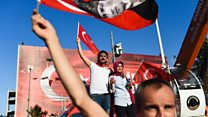 Thousands join Turkey pro-democracy rally