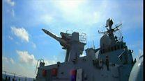 南シナ海判決に怒る中国