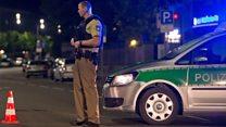 Bomber killed in Germany explosion