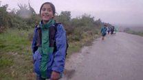 Путешествие беженцев, снятое самими беженцами