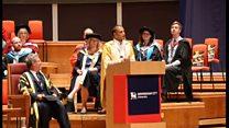Honorary degree for 'Citizen Khan'