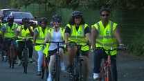 Pedal power proves popular in city
