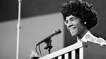 Shirley Chisholm: Who was the first woman to run for US President?