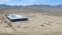 Tesla offers peek into battery factory