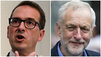 Union boss: Owen Smith offering 'copycat policies'