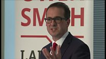 Owen Smith on wealth tax and 'minimum hours' contracts