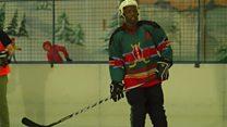Kenya's ice hockey team eye Olympics
