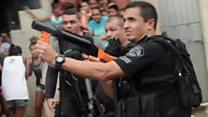 Рио: зловещая сторона олимпийской столицы