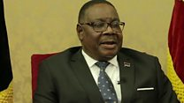 President orders Malawi 'hyena' arrest