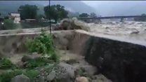 Dozens dead in Nepal floods