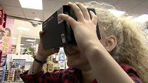 Toy-maker designs £15 VR headset