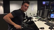 Top tips to get fit at your desk