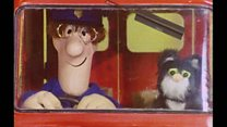 Ken Barrie sings Postman Pat theme