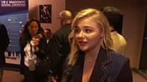 What Hillary means to me - Chloe Moretz