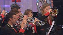 Bandiau Pres Dosbarth 4 (Cystadleuaeth rhif 14) / Brass Bands Section 4 (Competition number 14)