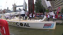 Clipper Round the World crews welcomed