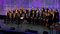 Cystadleuaeth Gorawl Eisteddfodau Cymru (201) / Choral Competition (201)