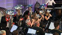 Bandiau Pres Dosbarth 2 (12) / Brass Bands Section 2 (12)