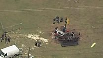 Texas hot air balloon crash kills 16