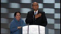 【米大統領選2016】戦死米兵の遺族がトランプ氏に怒り