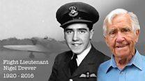 Nigel Drever - Spitfire Pilot